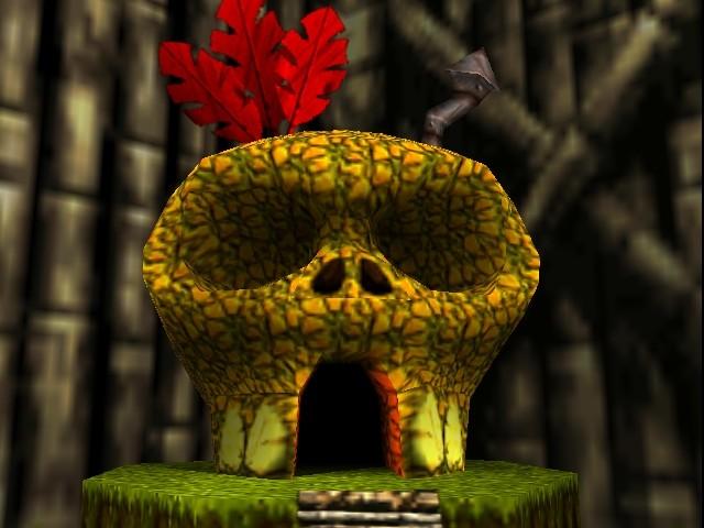 Mumbo S Skull Jiggywikki A Banjo Kazooie Wiki